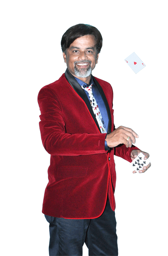 Jadugar-Card-Tricks | Rahashya